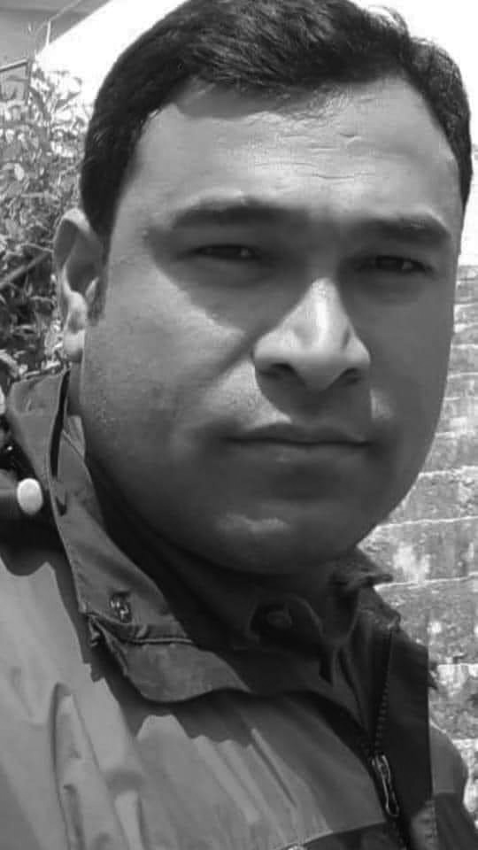 पत्रकार गौतमको कोरोना संक्रमणका कारण निधन